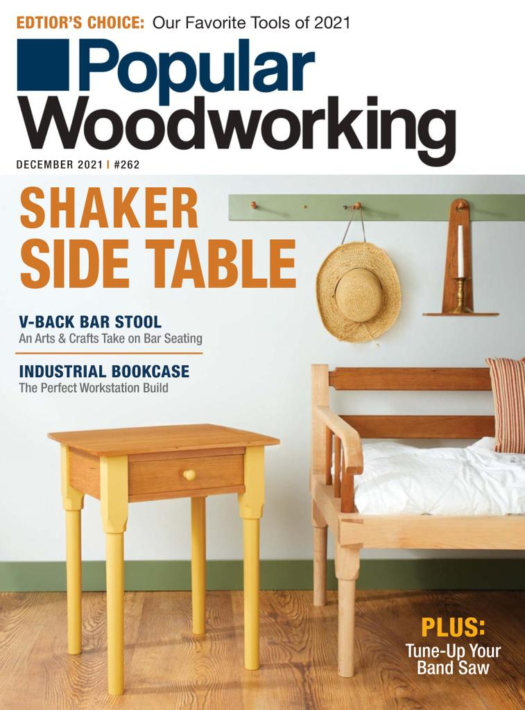 Popular Woodworking - Subscription Subscriptions