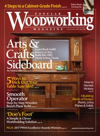 Popular Woodworking Subscription