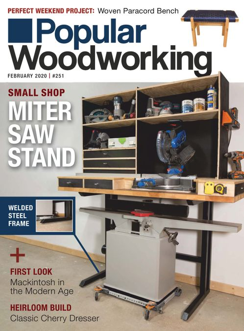Popular Woodworking