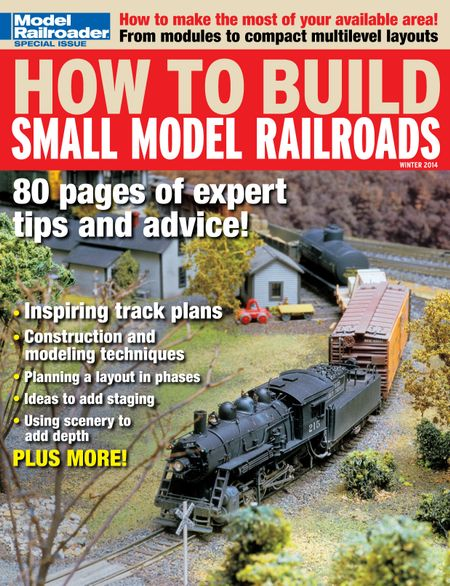 How to Build Small Model Railroads subscription