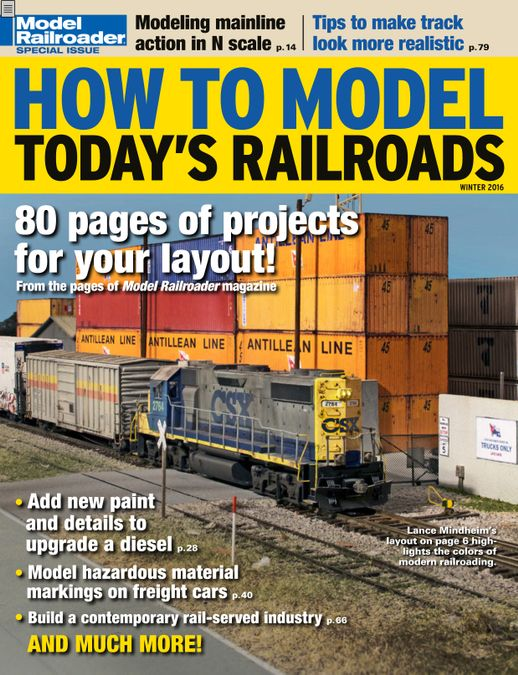 How to Model Today's Railroads