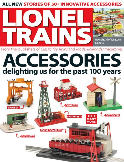 Lionel Trains: Accessories