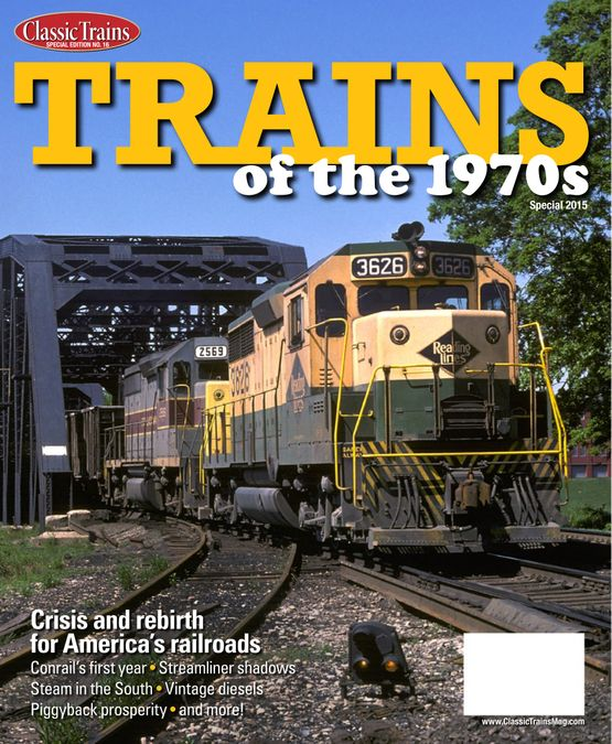 Trains of the 1970s