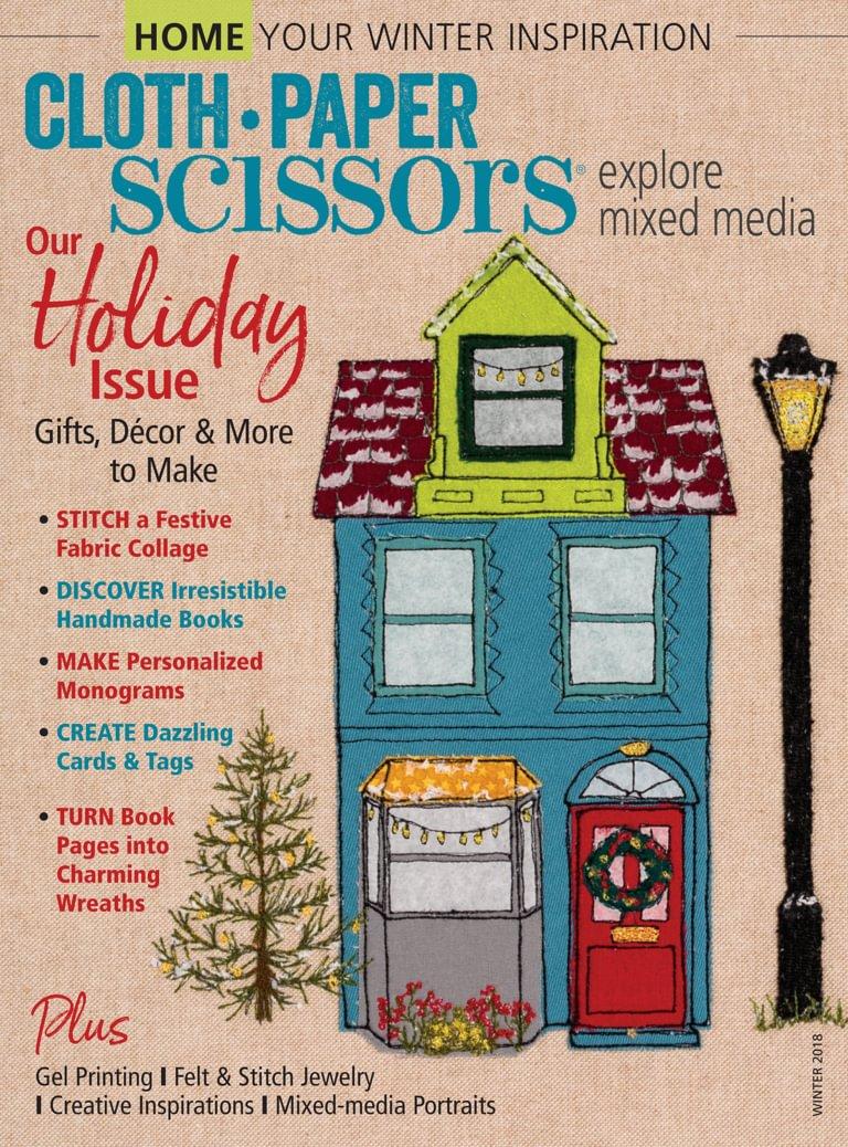 Cloth Paper Scissors Subscriptions