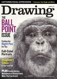 July 01, 2017 issue of Drawing