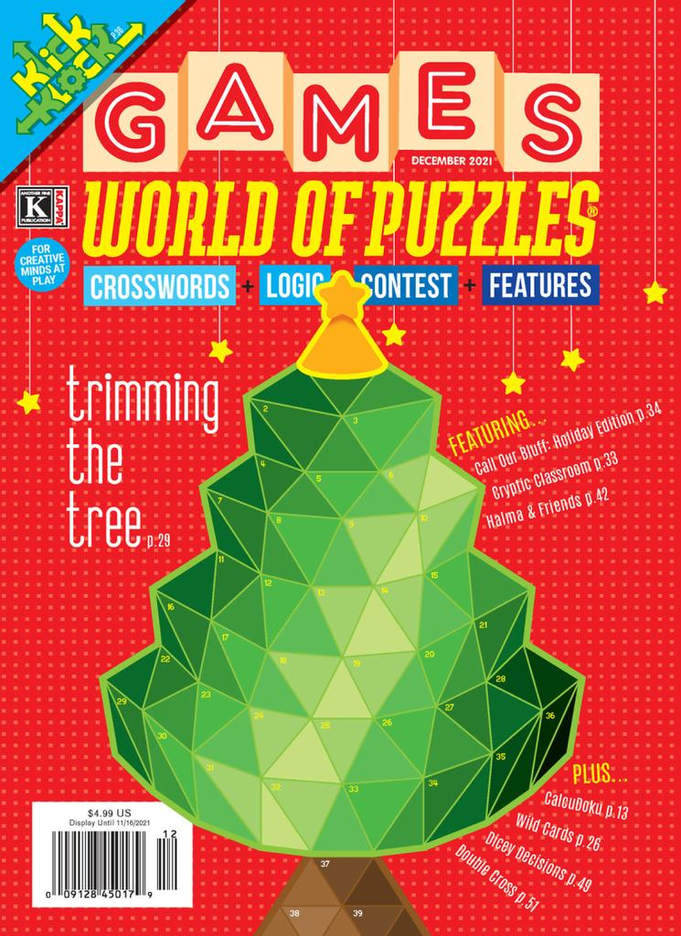 Games World of Puzzles - Subscription Subscriptions