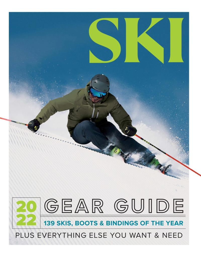Ski Magazine - Subscription Subscriptions
