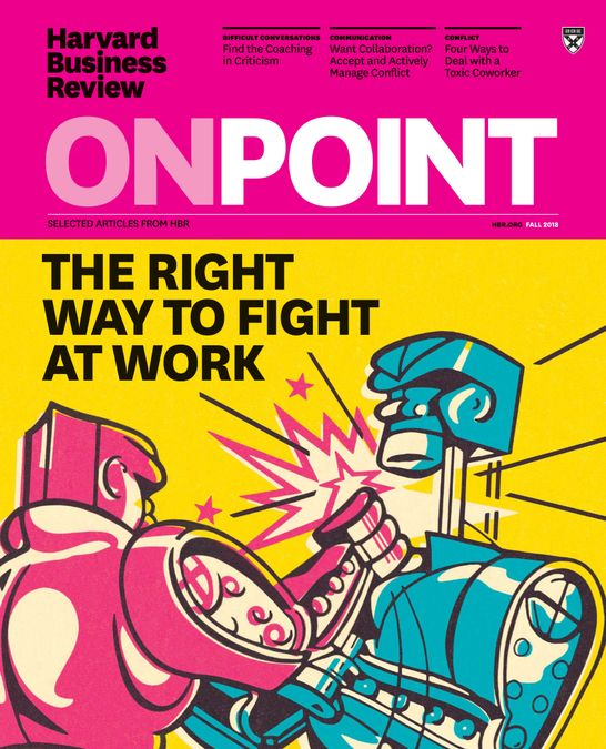 Harvard Business Review Special Issues