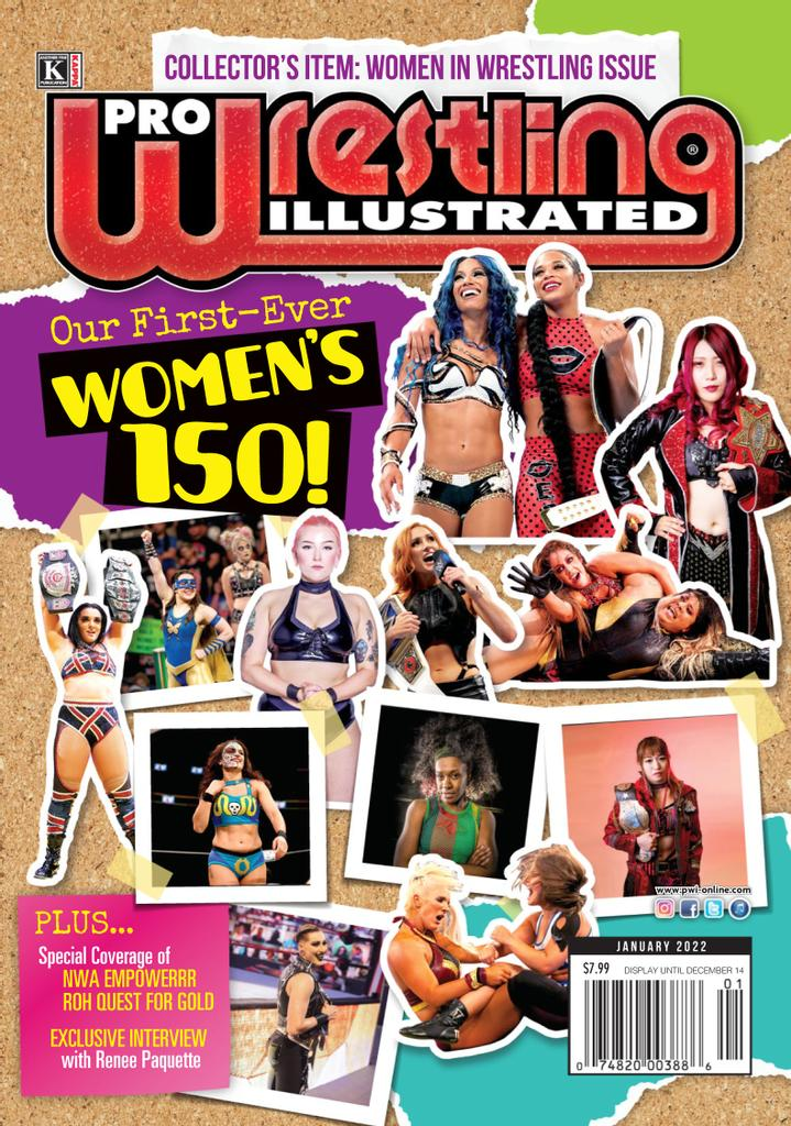 Pro Wrestling Illustrated Subscriptions