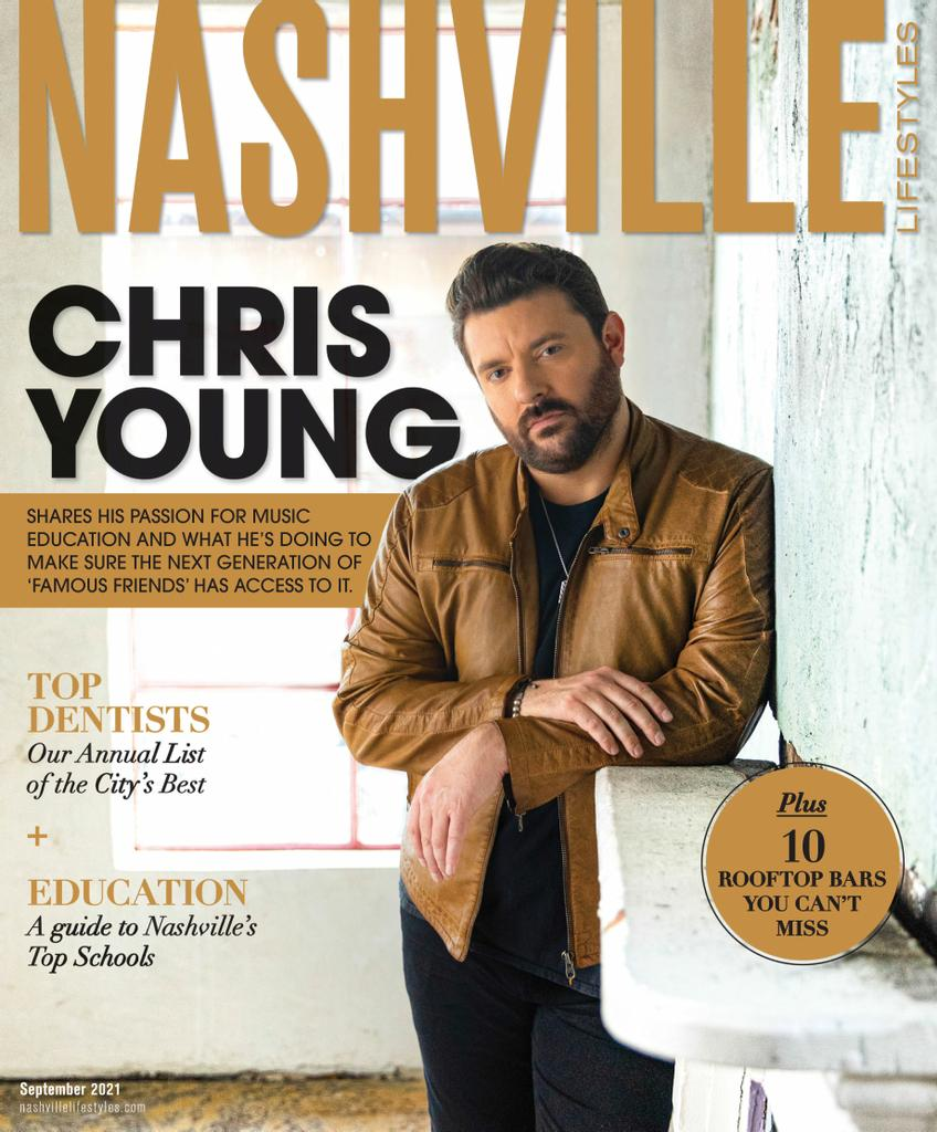 Nashville Lifestyles Magazine - Subscription Subscriptions