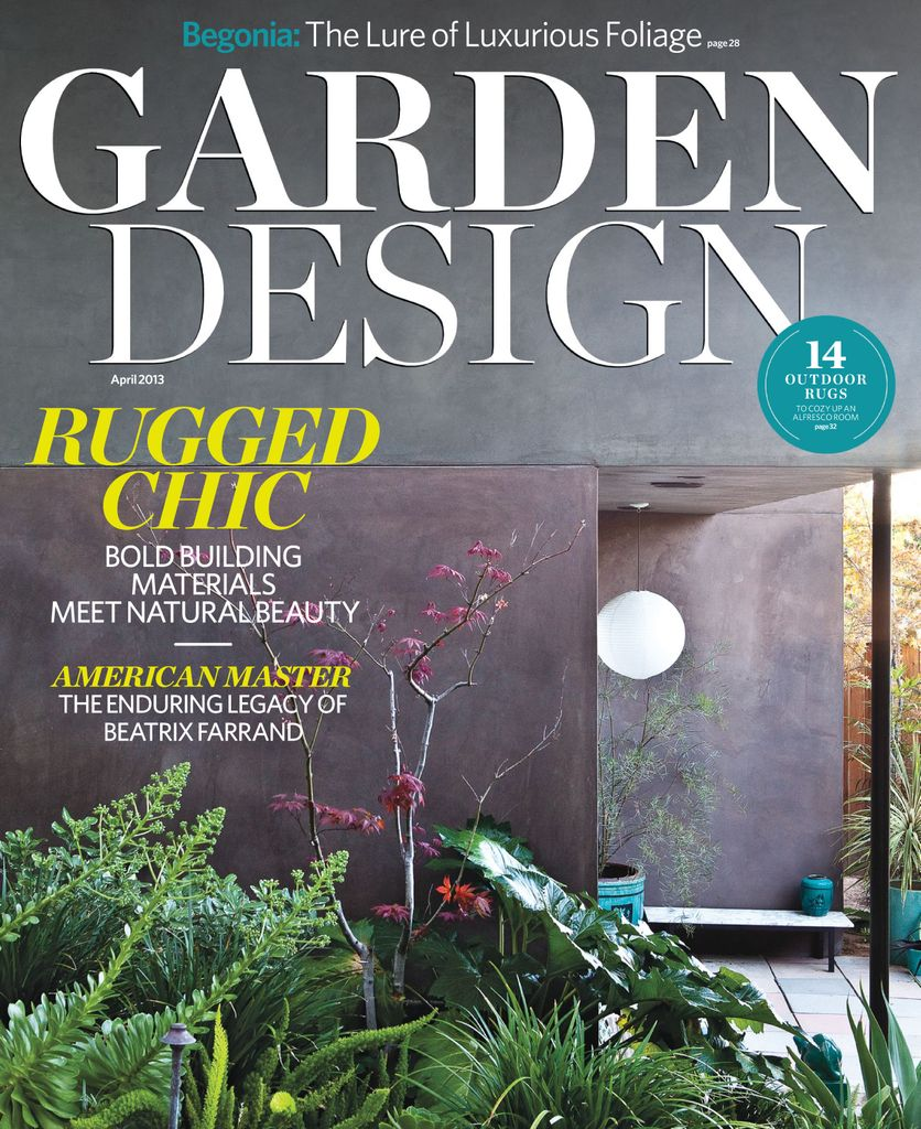 Garden Design - Issue Subscriptions