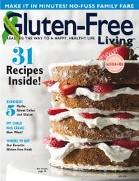 May 01, 2018 issue of Gluten-Free Living
