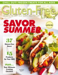 July 01, 2018 issue of Gluten-Free Living