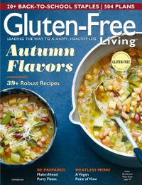 August 31, 2018 issue of Gluten-Free Living