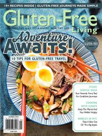 February 28, 2019 issue of Gluten-Free Living