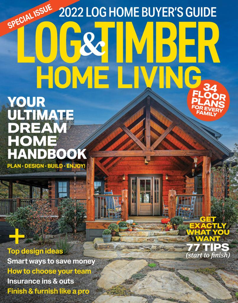 Log and Timber Home Living