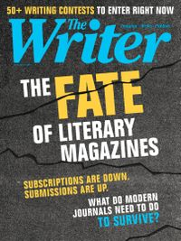 October 31, 2019 issue of The Writer
