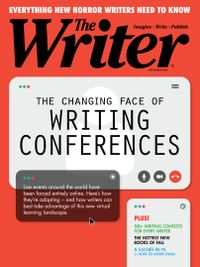 November 01, 2020 issue of The Writer