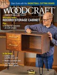 January 31, 2020 issue of Woodcraft Magazine