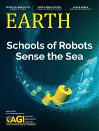 December 31, 2018 issue of EARTH Magazine