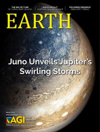 February 28, 2019 issue of EARTH Magazine