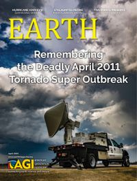 April 01, 2019 issue of EARTH Magazine