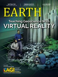 May 31, 2018 issue of EARTH Magazine