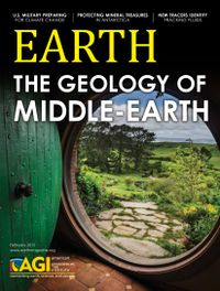 February 01, 2015 issue of EARTH Magazine