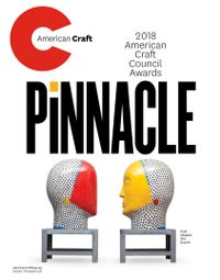 September 30, 2018 issue of American Craft