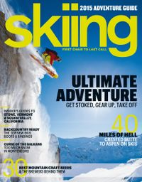 January 01, 2015 issue of Skiing