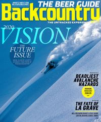 March 01, 2016 issue of Backcountry Magazine