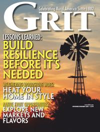 November 01, 2020 issue of Grit