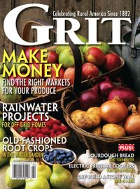 December 31, 2018 issue of Grit