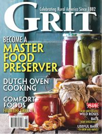 April 30, 2019 issue of Grit