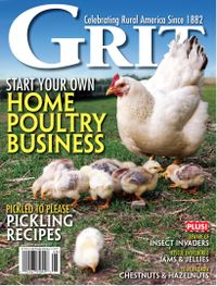 June 30, 2019 issue of Grit