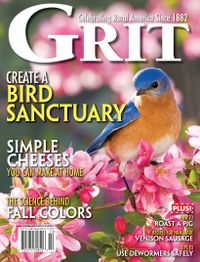 August 31, 2019 issue of Grit