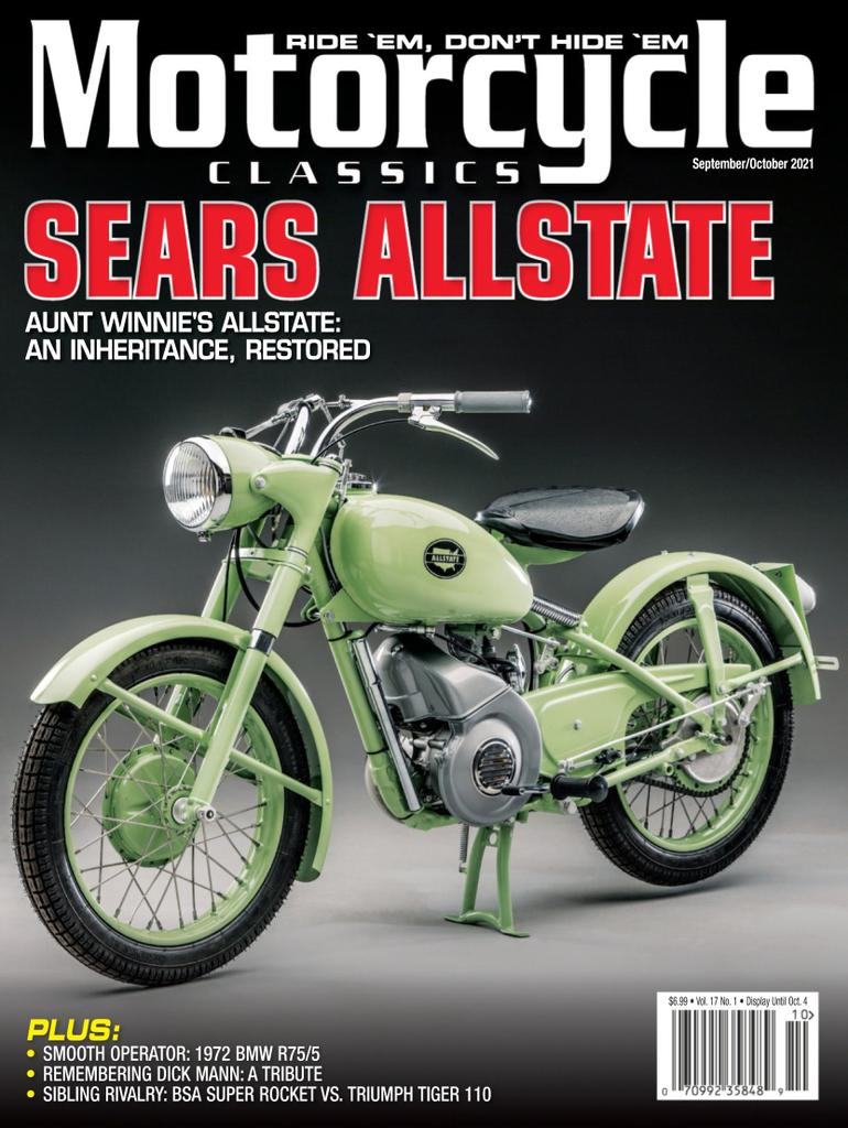 Motorcycle Classics - Subscription Subscriptions