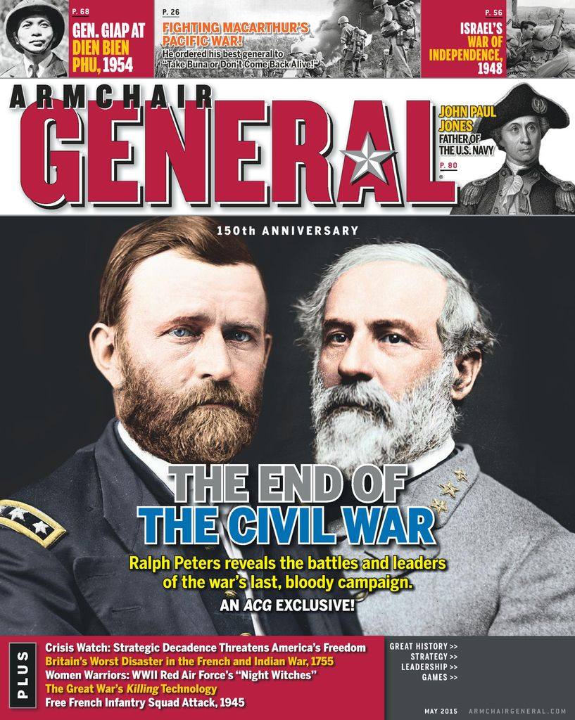 Armchair General - Issue Subscriptions