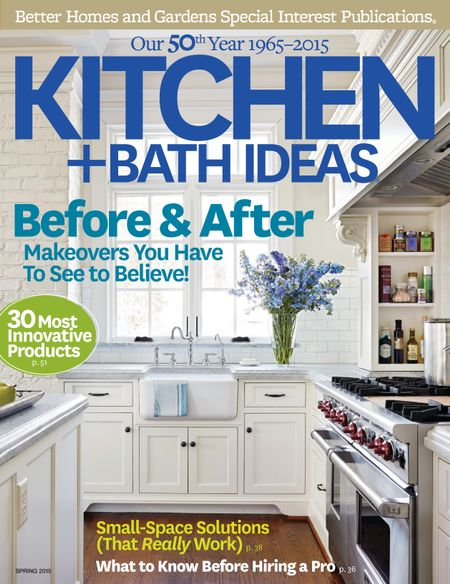 Buy Spring 2015 - Kitchen and Bath Ideas