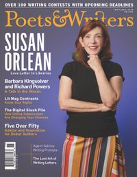 October 31, 2018 issue of Poets & Writers Magazine