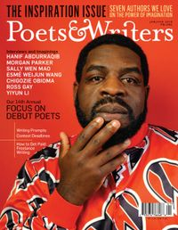 December 31, 2018 issue of Poets & Writers Magazine