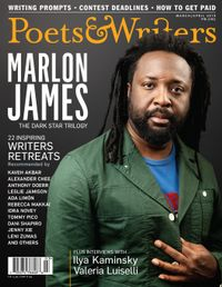 February 28, 2019 issue of Poets & Writers Magazine