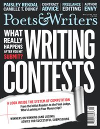 April 30, 2019 issue of Poets & Writers Magazine