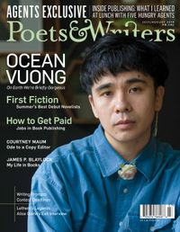 June 30, 2019 issue of Poets & Writers Magazine