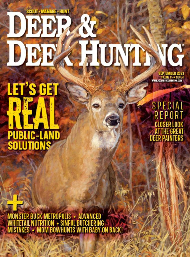 Deer & Deer Hunting - Subscription Subscriptions