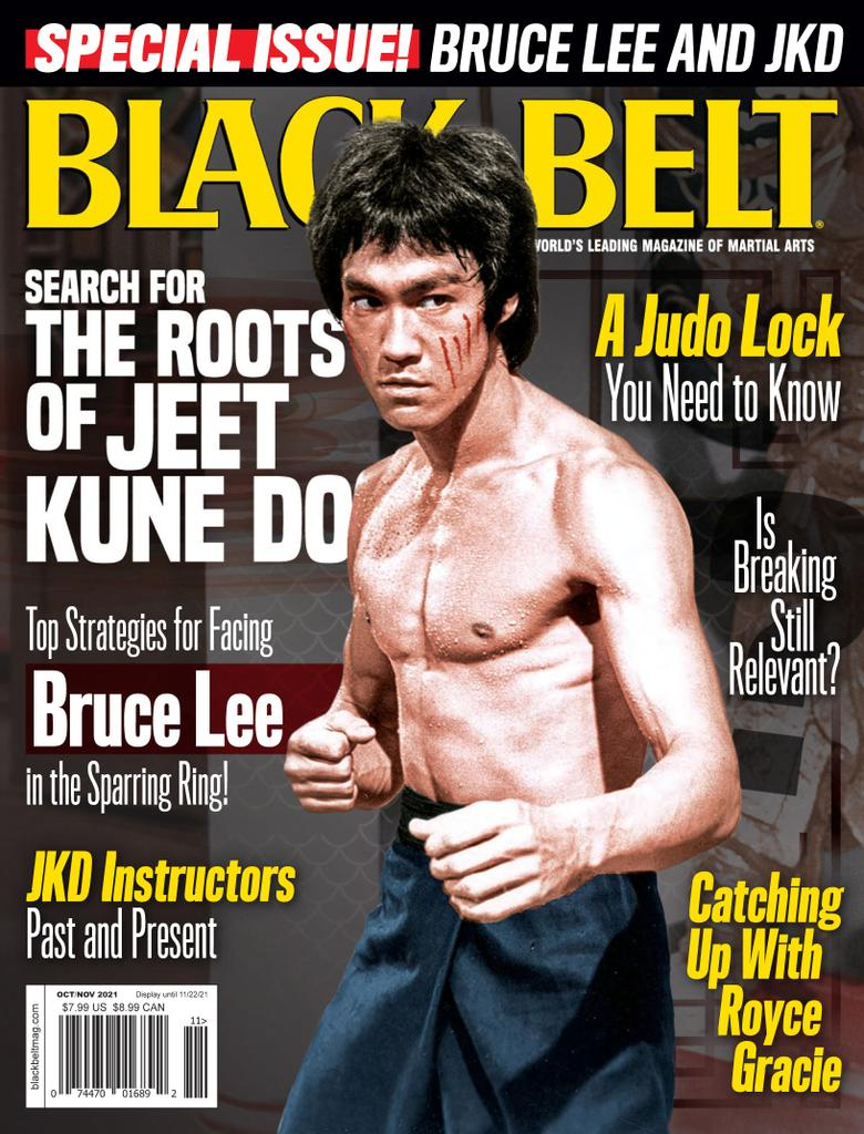 Black Belt Magazine - Subscription Subscriptions
