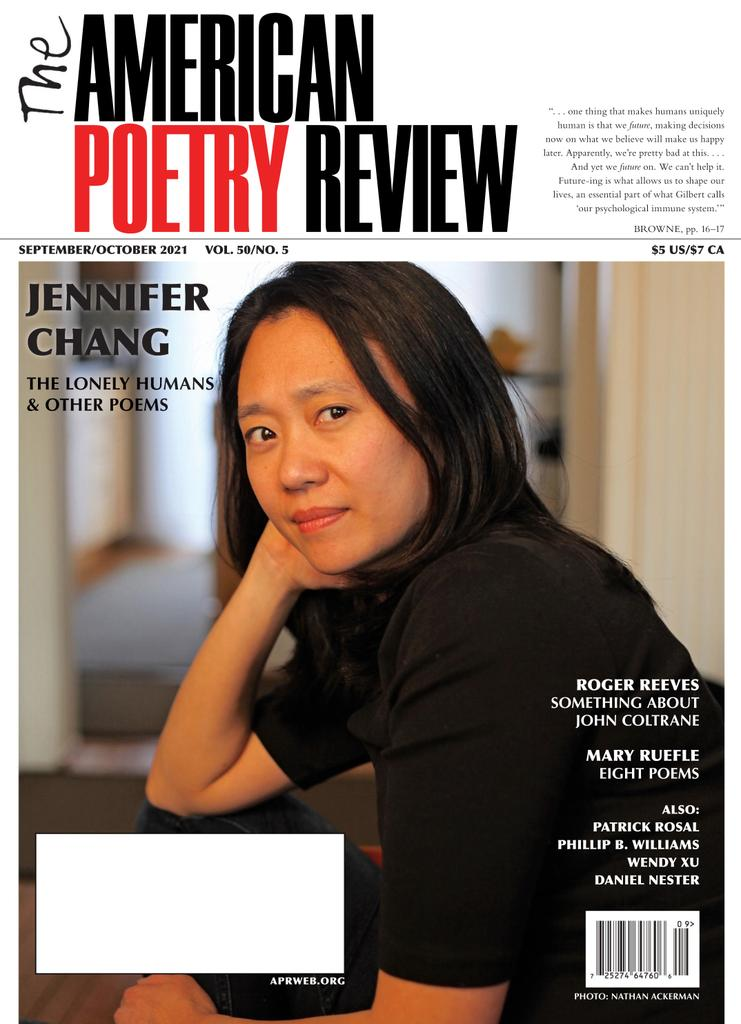 The American Poetry Review - Subscription Subscriptions