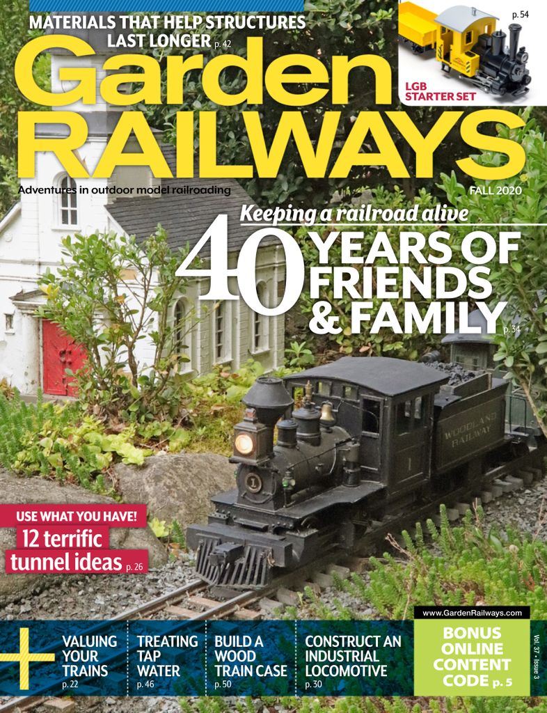 Garden Railways - Subscription Subscriptions