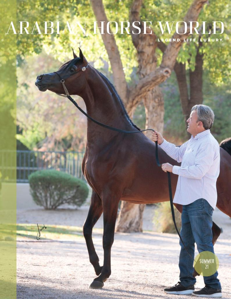 Arabian Horse World - Subscription Subscriptions
