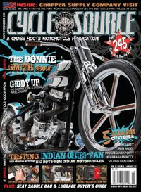 August 01, 2017 issue of The Cycle Source Magazine